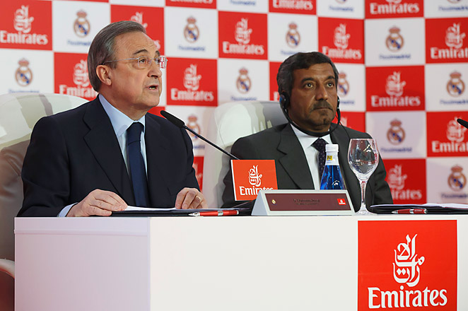 Perez will enter his fourth term as president with the task of replacing coach Jose Mourinho.