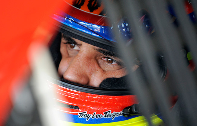 Juan Pablo Montoya's Sprint Cup future may depend on his making the Chase this year.