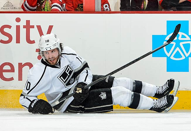 The last the Kings need is to lose anyone who can generate points the way Mike Richards does.