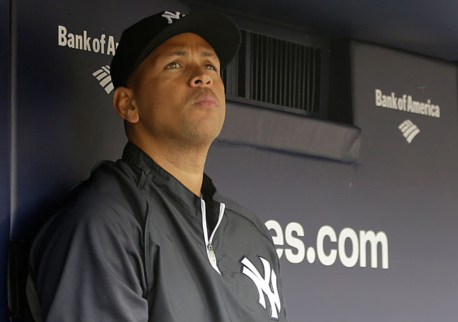 Alex Rodriguez admitted to previous steroid use in 2009 but did not serve a suspension.