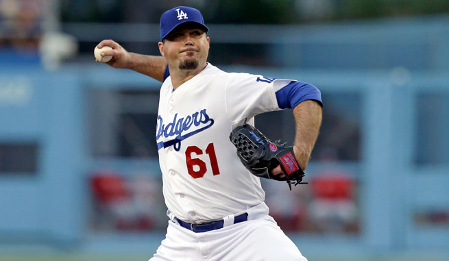Josh Beckett hasn't started a game since May 13 against the Nationals due to arm and groin trouble.