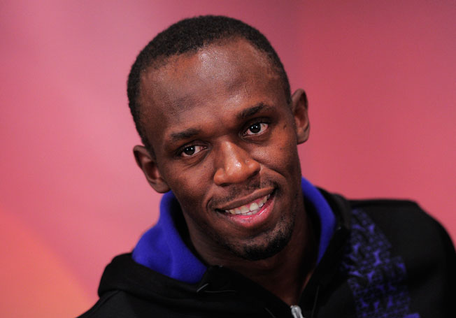 Olympic track champion Usain Bolt will present the men's trophy at the French Open this weekend.