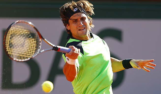 David Ferrer reached his first career Grand Slam final, where he will face Rafael Nadal.