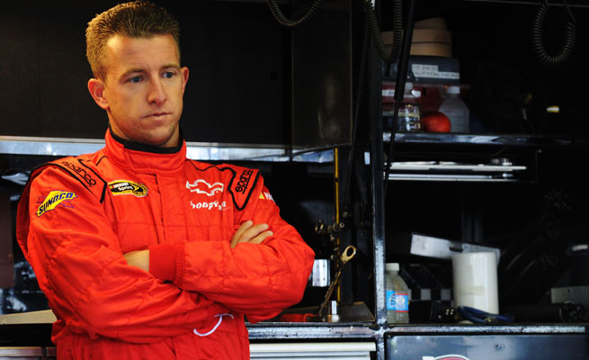 AJ Allmendinger will drive the No. 47 Toyota next weekend in Michigan.