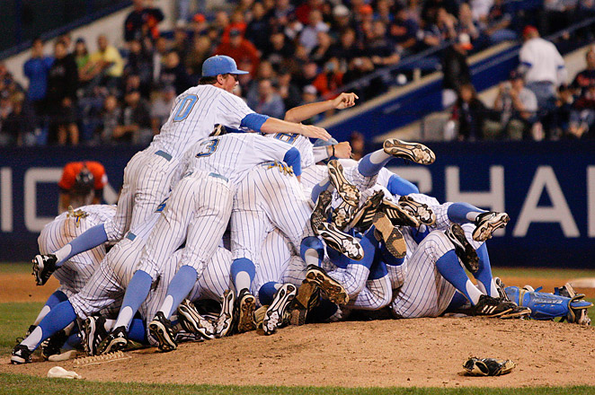 UCLA swept the series and will now be making their second consecutive trip to Omaha.
