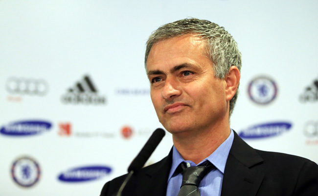 After stints at Inter and Real Madrid, Jose Mourinho was reintroduced as Chelsea's manager on Monday.