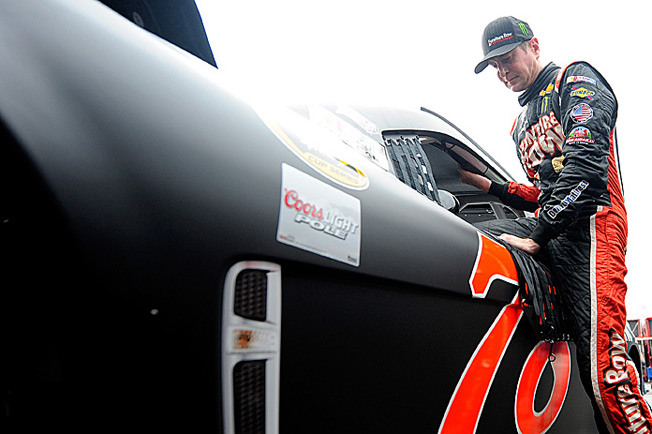 In 20 races, Kurt Busch has equalled Furniture Row's total of eight top 10 finishes in its last 193 starts.