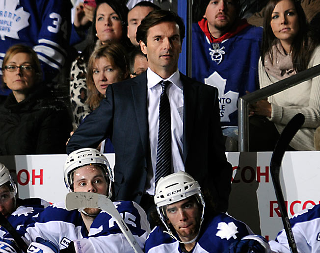 Dallas Eakins is the latest hot coaching prospect from the AHL, where he ran the Toronto Marlies.