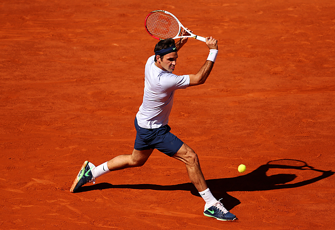 Roger Federer has appeared in only two of the last 13 Grand Slam title matches since 2010.