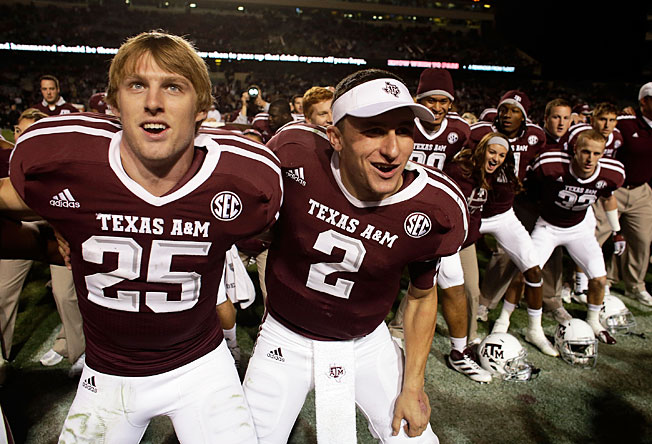 Texas A&M's move from the Big 12 to the SEC has paid early dividends for both the school and league.