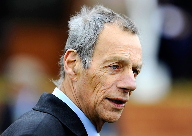 Henry Cecil, one of British horse racing's top trainers, trained unbeaten superstar Frankel.