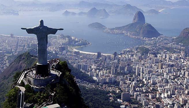 Brazil, which has won a record five World Cups, will host the event for the second time.