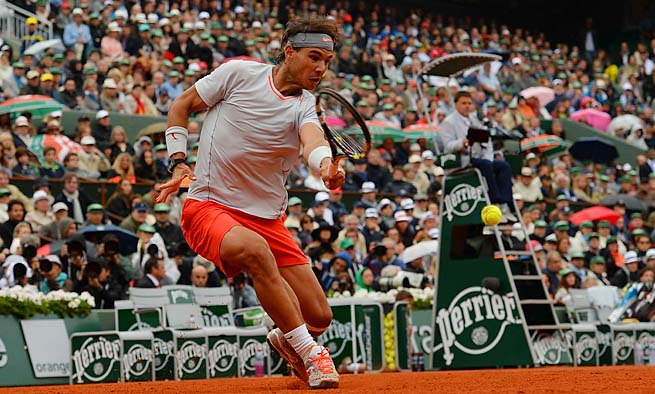 Rafael Nadal became the only man with eight wins at a single major with his eighth French Open.