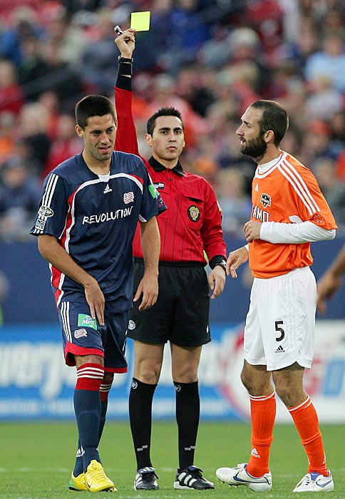 Dempsey led the Revs to back-to-back MLS Cup appearances in 2005 and 2006, despite dropping both matches to the Houston Dynamo.
