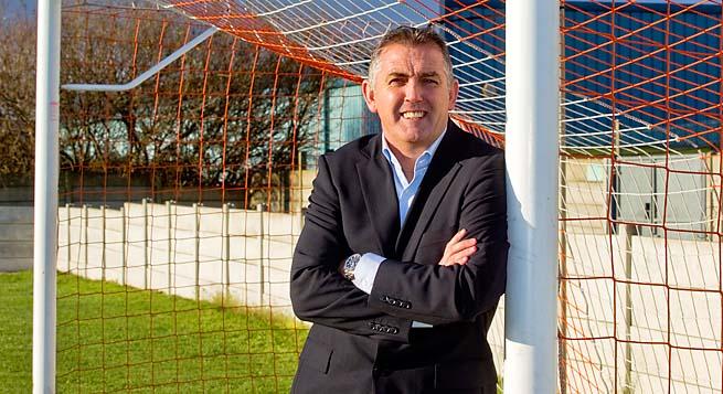 Owen Coyle, a former Ireland international, is managing his fifth club since 2003.