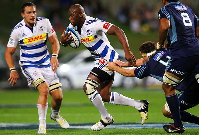 Flanker Siya Kolisi, who grew up in the same providence as Nelson Mandela, will debut with the Springboks Saturday.