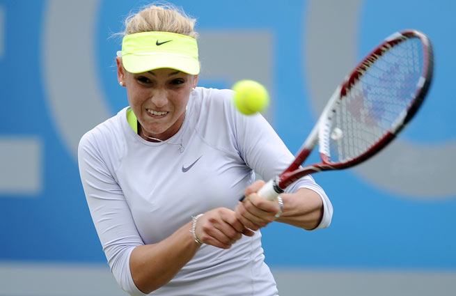 Donna Vekic, who turns 17 in two weeks, reached her second career WTA final on Saturday.