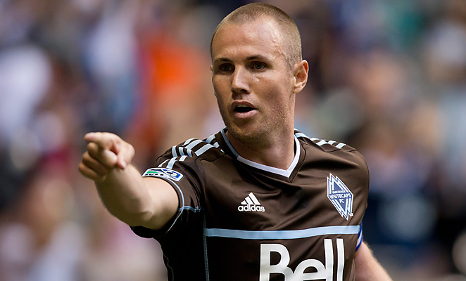 Kenny Miller scored two goals in the Whitecaps' comeback win over the New England Revolution.