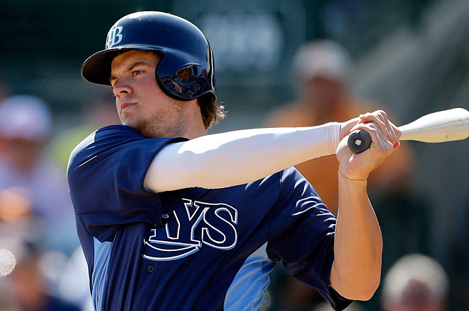 Baseball America ranked the Rays' Wil Myers as the fourth-best prospect in baseball before this season.