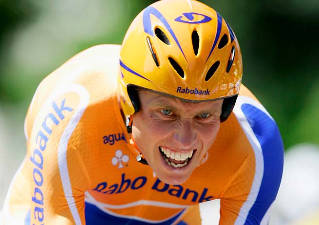 Michael Boogerd admitted to doping during his career in March.