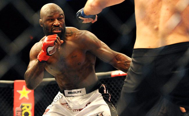 Relased by Strikeforce in 2012, Muhammed 'King Mo' Lawal made his Bellator debut in January 2013.