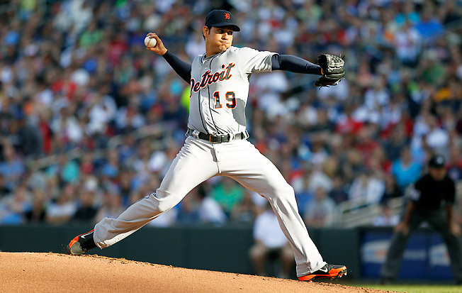 Anibal Sanchez hit the DL with stiffness in his throwing shoulder, but could miss as few as two starts.