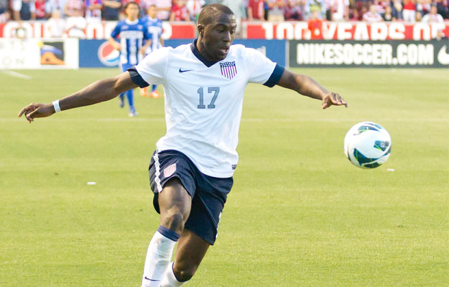 Jozy Altidore continued his scorching-hot World Cup qualifiers run with the game-winning goal against Honduras.