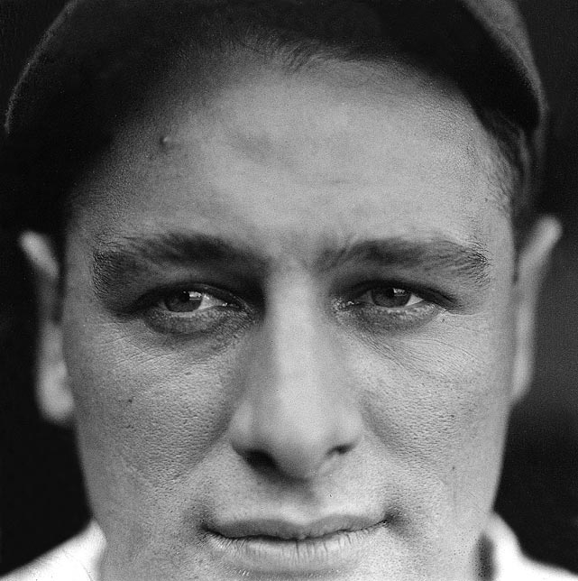Born 110 years ago on June 19, 1903, Lou Gehrig is still the standard by which so many are measured, whether they're elite first basemen, Yankee legends, uncannily durable athletes or lives cut tragically short. Despite an early demise that limited him to 14 full seasons and small fragments of three others, Gehrig's body of work is still a thing to behold, starting with his .340/.447/.632 batting line; that on-base percentage ranks fifth all-time, the slugging percentage third. Gehrig is second in Yankee history with 2,721 hits, and first with 534 doubles, 163 triples and 1,992 RBIs. He helped the Yankees to seven pennants and six world championships, batting .361/.477/.731 with 10 homers in his World Series appearances.