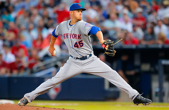 Zack Wheeler was outstanding in his Mets debut, instantly becoming a must-own fantasy starter.