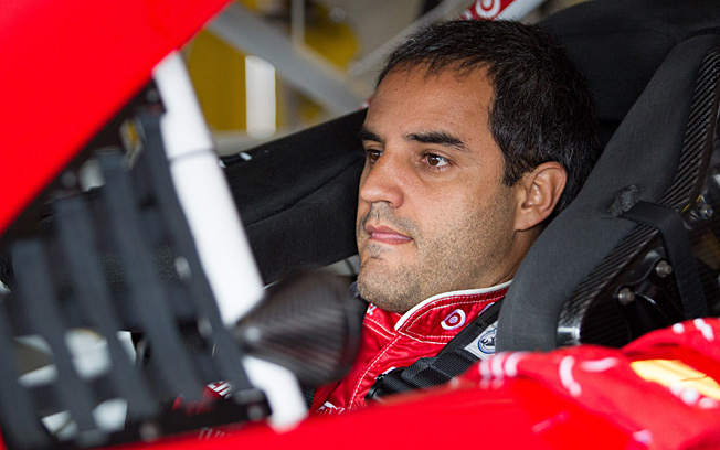 Juan Pablo Montoya is in dire need of a win and Sonoma is a likely place for him to get one.
