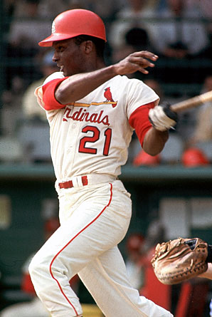 Former St. Louis Cardinals outfielder Curt Flood challenged MLB's reserve clause in 1969.