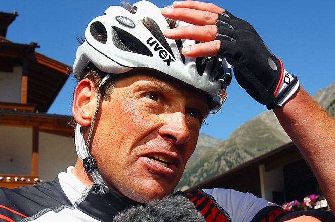 Ullrich, the '97 Tour de France winner, admitted for the first time that he received blood-doping treatments.