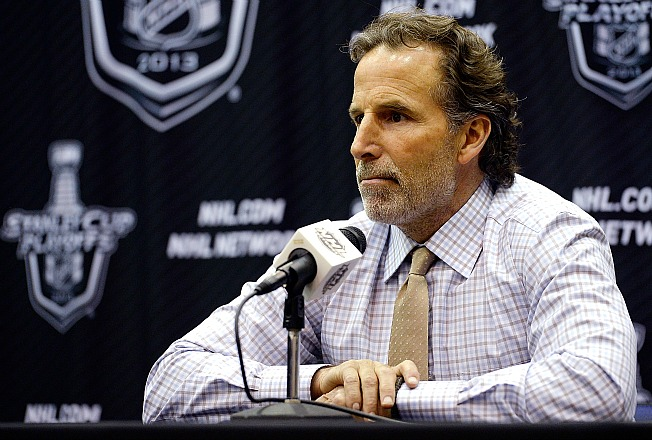 If anything, John Tortorella will make Vancouver's press conferences more challanging.