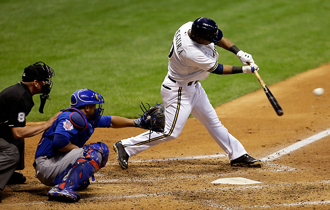 Milwaukee's Jean Segura should maintain his home runs and steals even if his batting average dips.