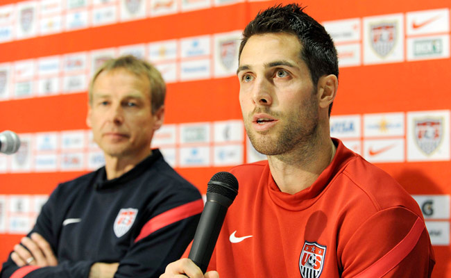 Former captain Carlos Bocanegra has not played for the U.S. since a November 2012 friendly.