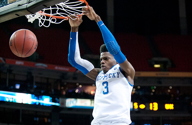 Nerlens Noel would be the second straight Kentucky player to go No. 1 overall in the draft.