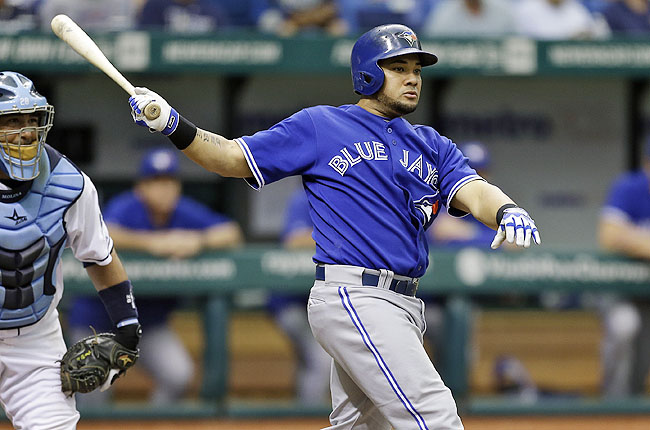 Cabrera irritated the knee during Thursday's loss to the Red Sox, going 1 for 4 and scored a run.