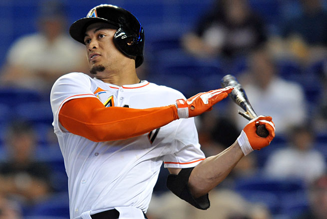 Despite missing time due to injury this year, Giancarlo Stanton has several qualities teams covet, especially power.