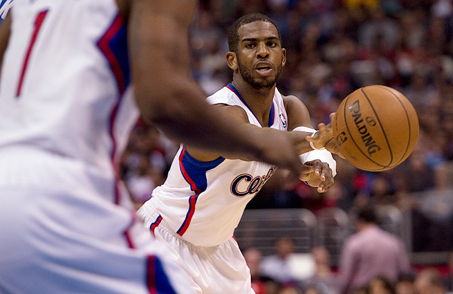 Chris Paul has agreed to a five-year, $107 million extension with the Clippers.