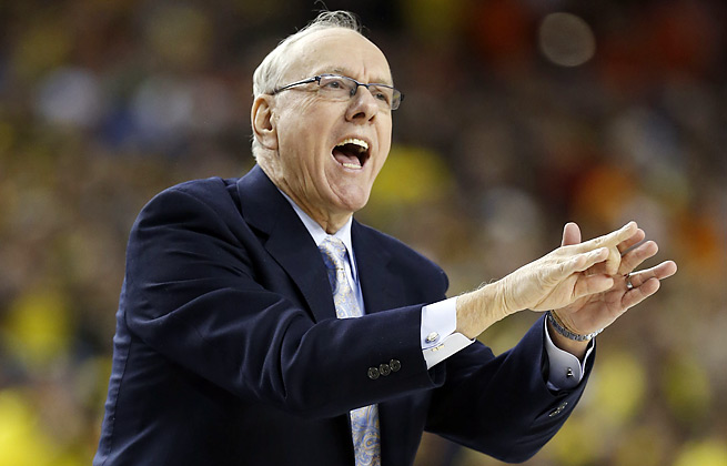 Jim Boeheim is among a host of Big East coaches who will be competing in the ACC this fall.