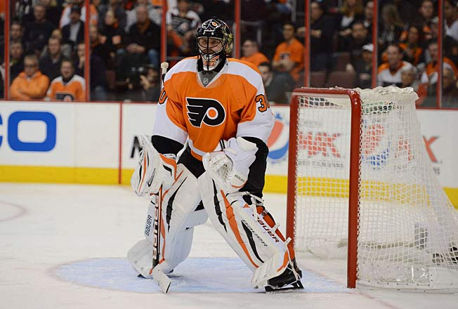 Bought out by the Flyers, erratic Ilya Bryzgalov is now the premiere goaltender on the market.