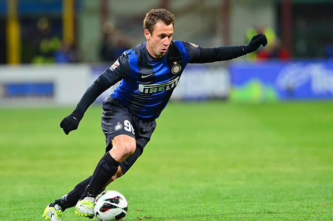 Antonio Cassano played for Italy during Euro 2012, but has been left out of World Cup qualifiers.