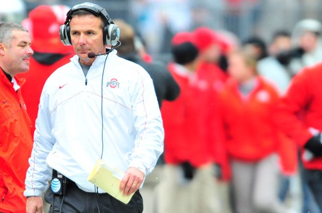 Urban Meyer said it was 'wrong and irresponsible' to connect him and UF to Aaron Hernandez's murder charge.