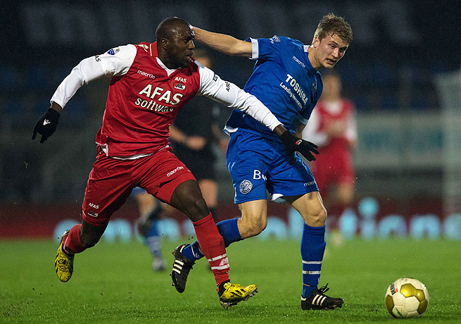 Jozy Altidore scored 31 goals across all competitions for AZ Alkmaar last season.