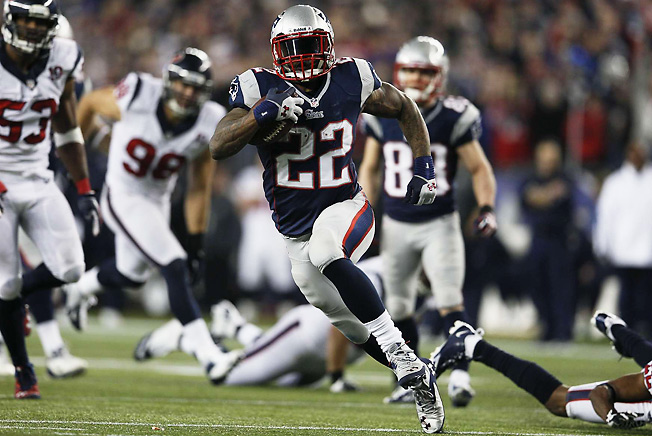 A strong preseason could push New England running back Stevan Ridley into the first round of drafts.
