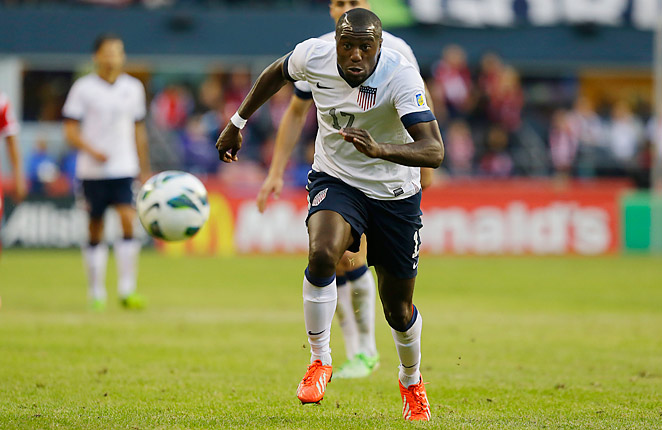 Jozy Altidore is counting on his Sunderland experience to help at the international level.