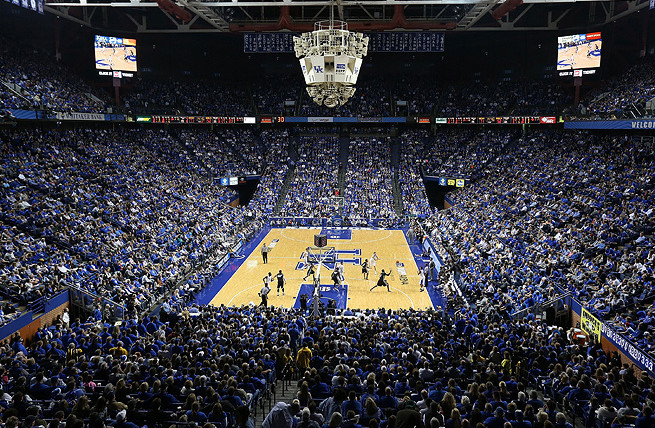 Rupp Arena will undergo a two-year renovation project with groundbreaking scheduled for fall 2014.