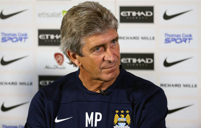 After parting with Robert Mancini, Manchester City appointed Chilean Manuel Pellegrini to manager.