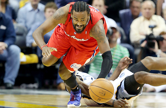 Ronny Turiaf averaged less than 11 minutes per game last season while playing for the Clippers.