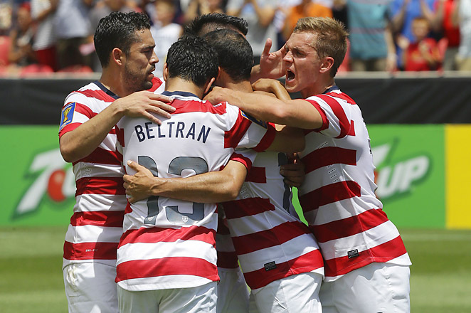 A win against Costa Rica would be Team USA's eighth straight win, a new all-time U.S. record.